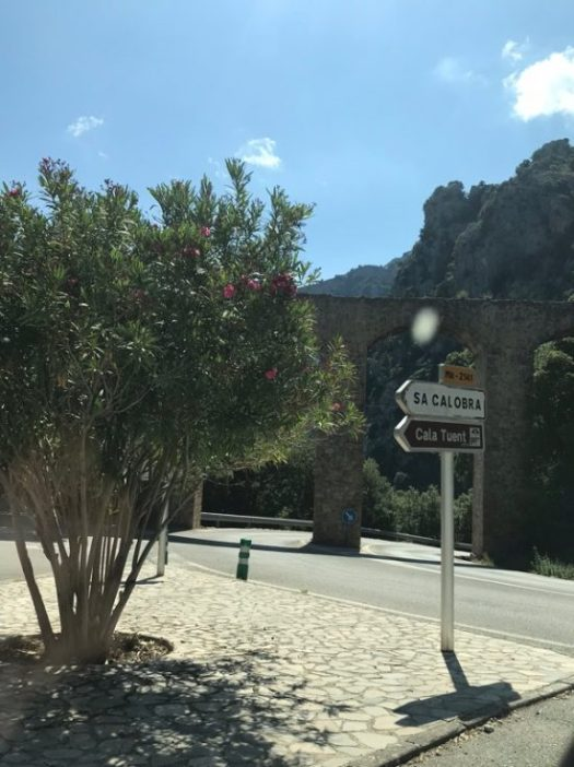 Vinsttripp till Cala Tuent