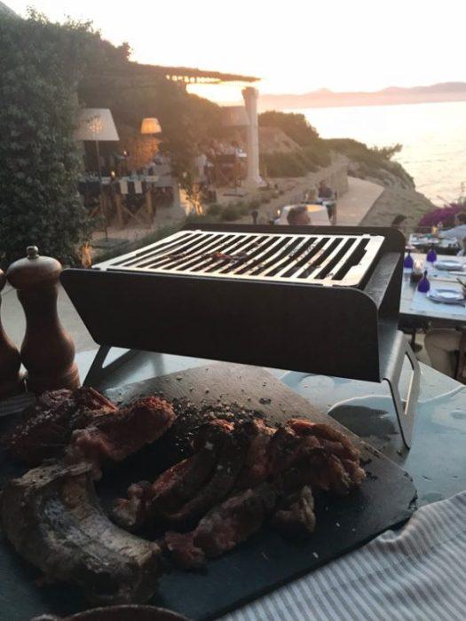 Liten grill