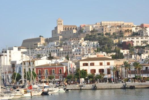 Ibiza och Formentera runt