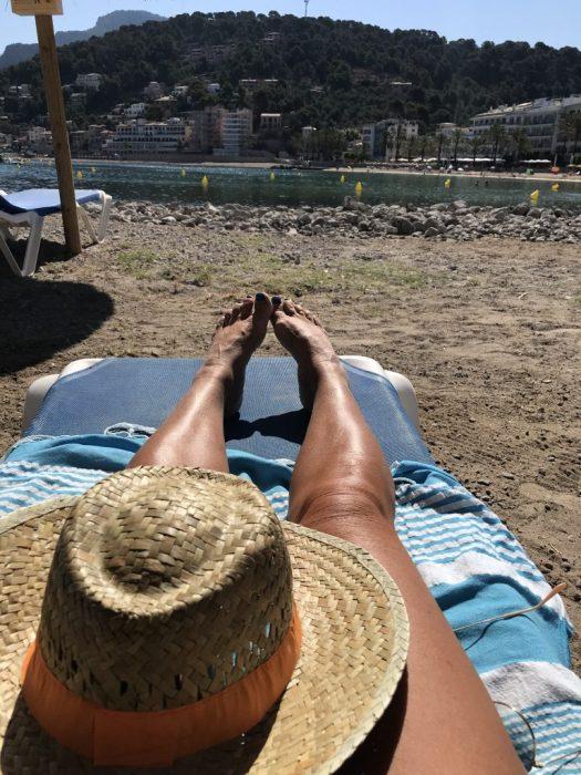 Ett varmt Mallorca