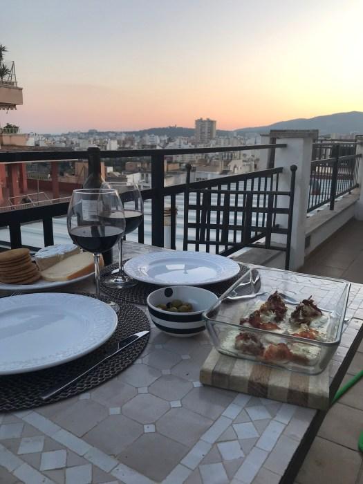 Mallorcaliv 1 vecka