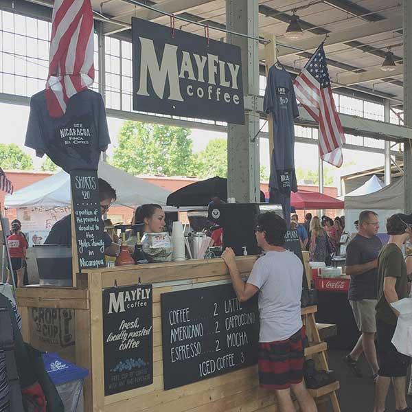 Mayfly Coffee Chattanooga