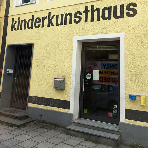 Stay Curious – The Kinderkunsthaus in Munich – www.tinabusch.com