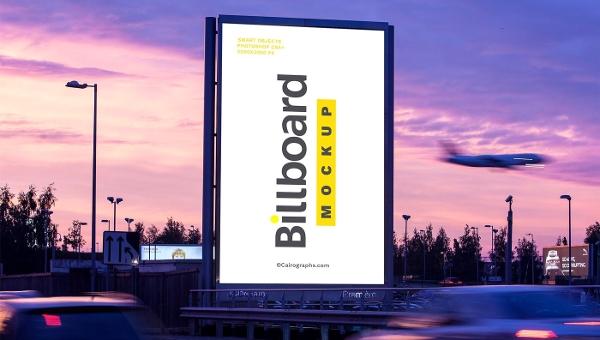 24 billboard mockup templates free premium psd indesign downloads
