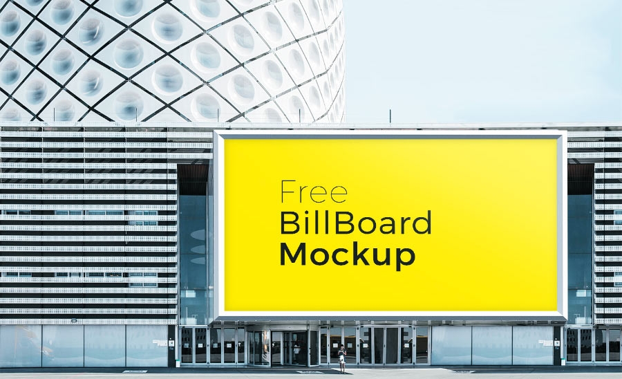 building billboards mockup bundle mockupworld