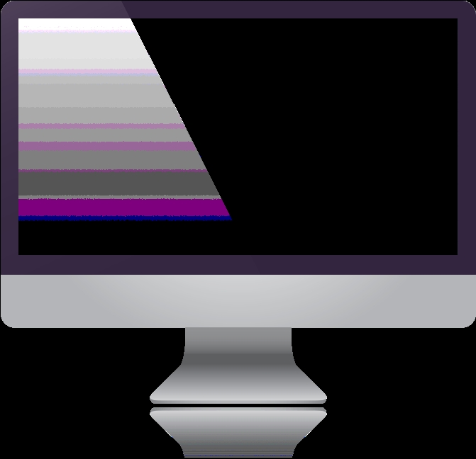 download png download desktop vector mockup computer monitor png
