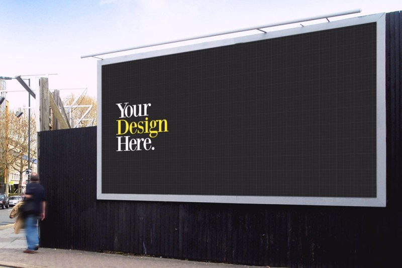 download this free billboard psd mockup designhooks