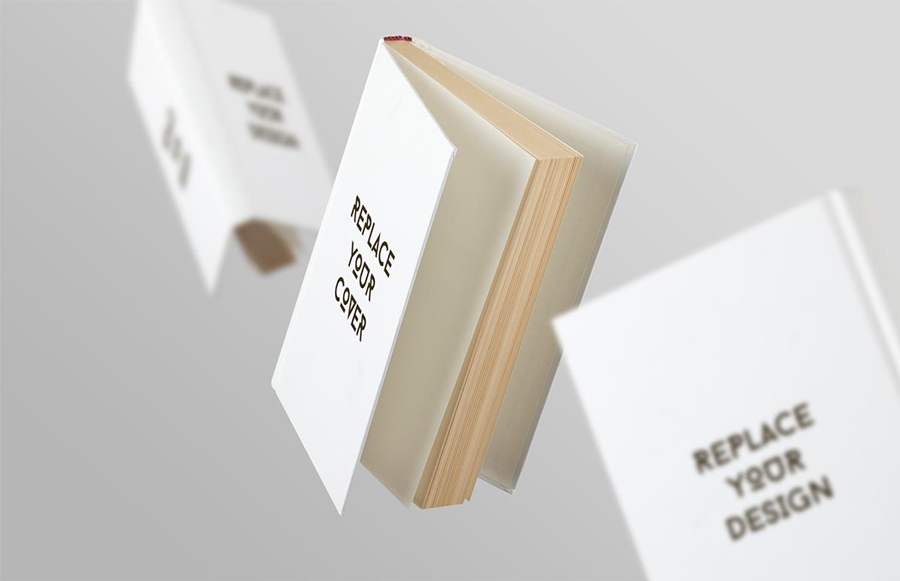 free book cover mockup free design resources