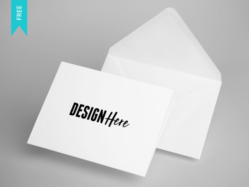 free letterhead mockup psd mockup template download now