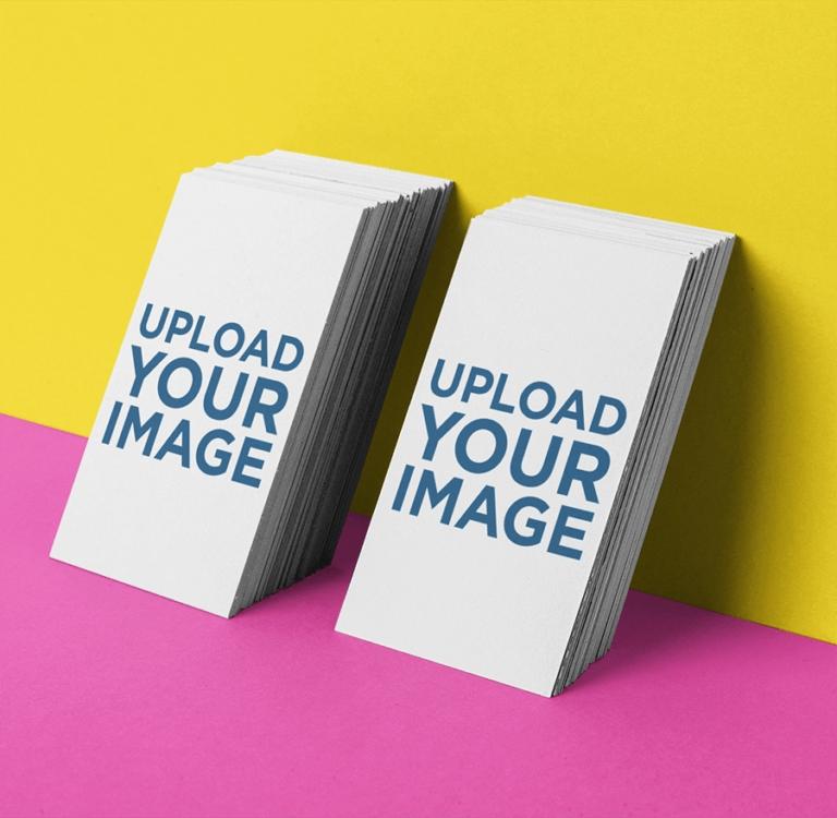 postcard mockups create online mockups placeit