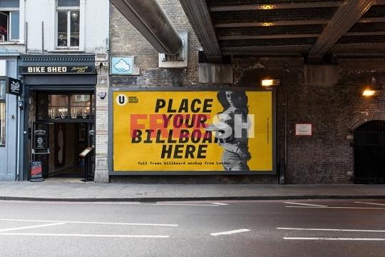 psd billboard mockup free vector stock images vector free download