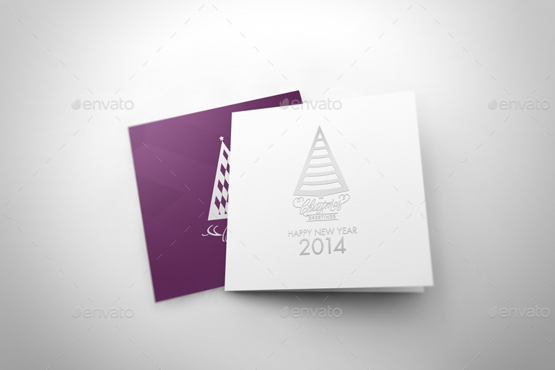 realistic greeting card mockups wutip graphicriver