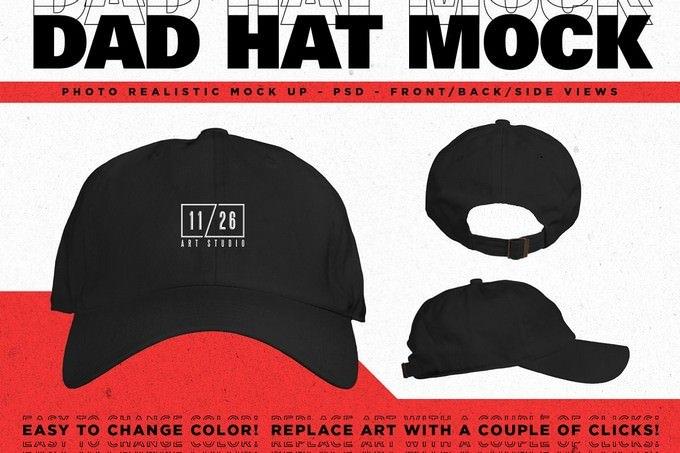 32 best cap hat mockup templates 2019 templatefor