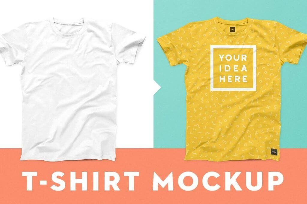 43 free t shirt mockups psd templates for your online store in 2019