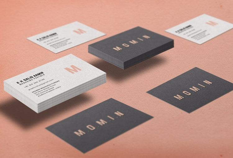 55 free business card psd mockup templates 2019 pixlov