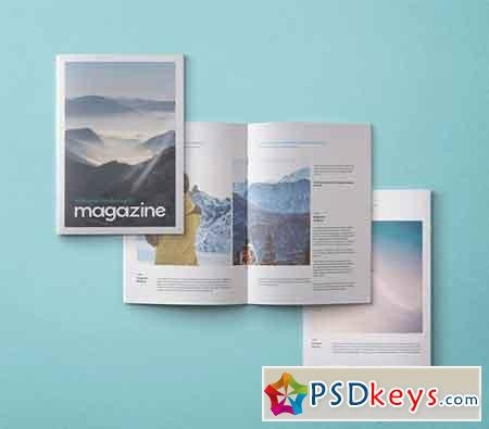 a4 psd magazine booklet mockup vol 3 free download photoshop