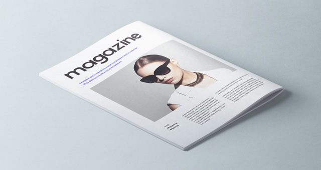 a4 psd magazine booklet mockup vol2 psd mock up templates pixeden
