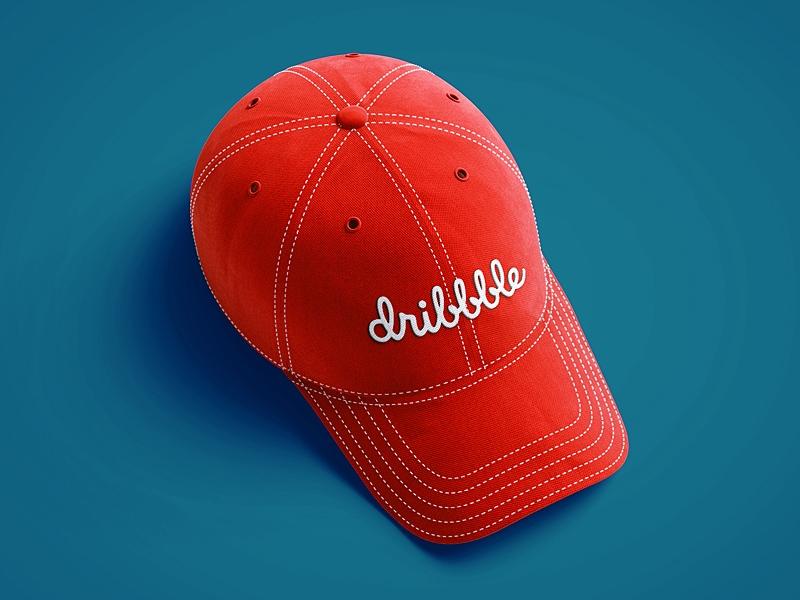 baseball cap 3d mockup free psd template psd repo