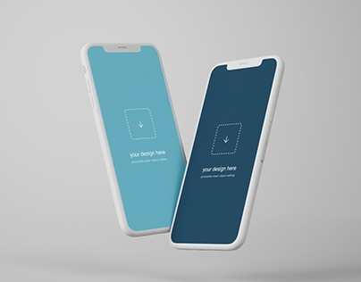 best free mobile phone mockups on behance