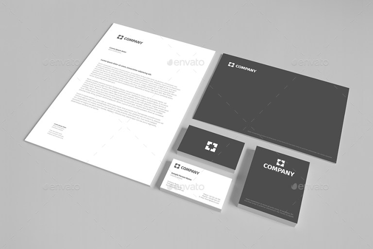 branding stationery mockup vol 1 mileswork graphicriver