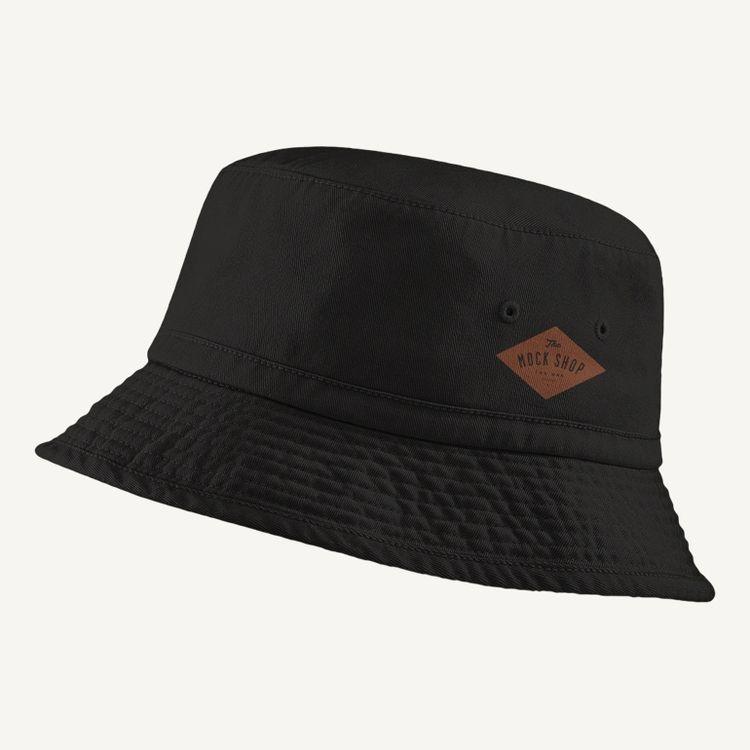 bucket hat mockup in 2019 mockups hats hats for men mockup