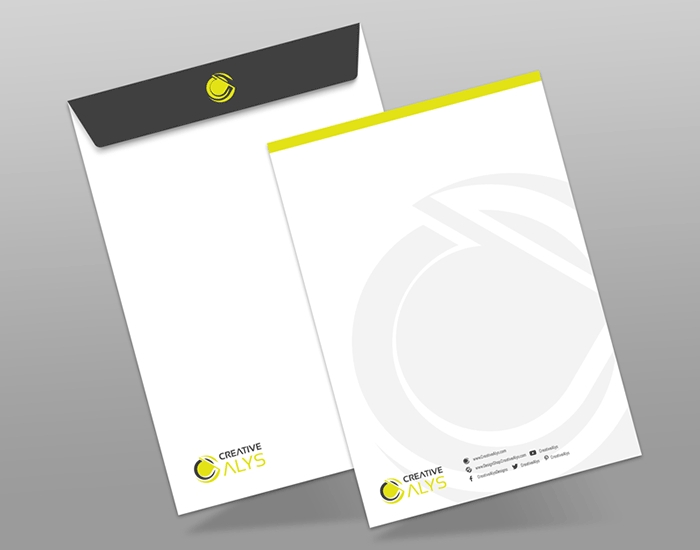 c4 envelope mockup creative design shop