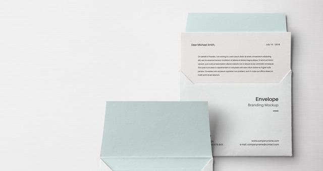 envelope psd mockup template download for free designhooks