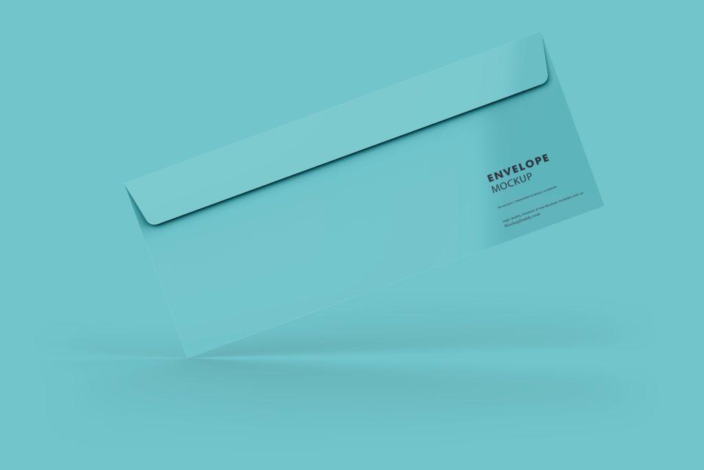 free commercial envelope mockup premium branding mockups