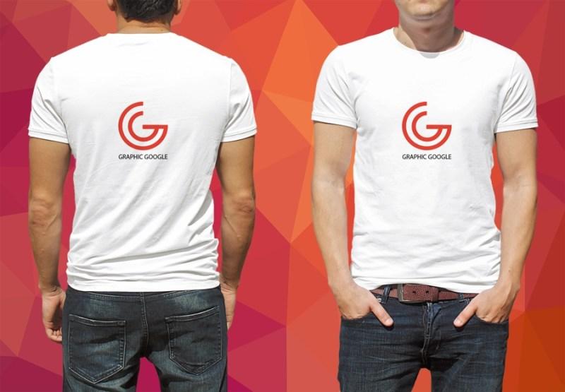 free t shirt psd mockup free design resources
