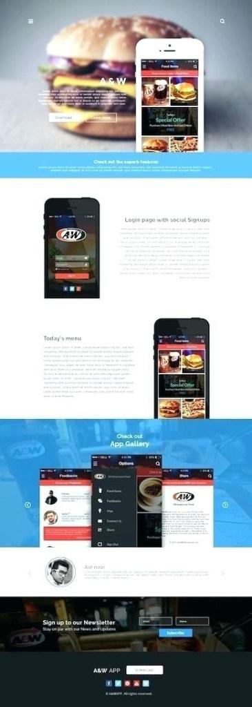 free website mockup template