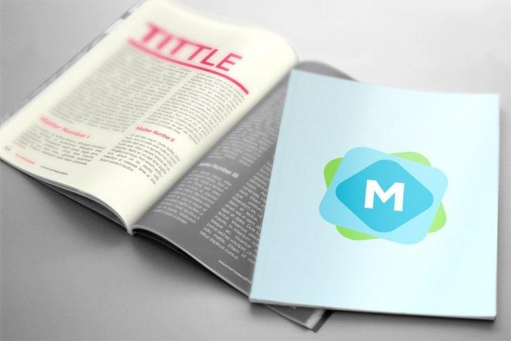 high res magazine mockup bundle mockup templates