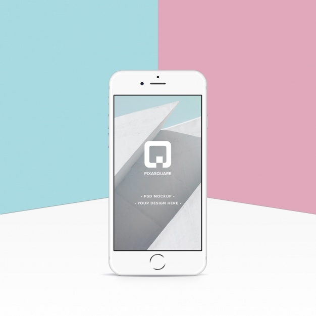 iphone mock up design psd file free download