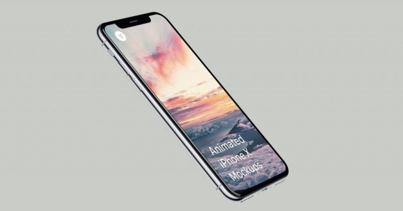 iphone x live mockups animated mockups and after effects