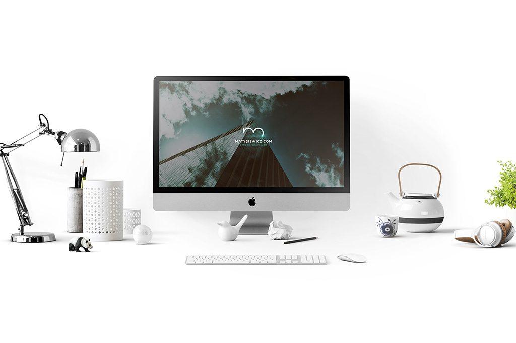 macbook and imac mockup collection mockupworld