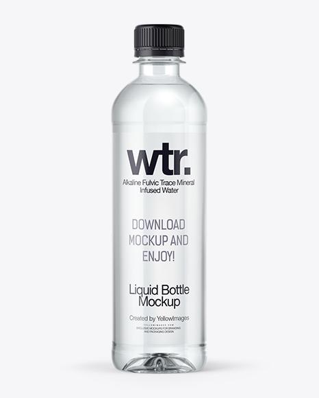 pet water bottle mockup download all psd free mockup