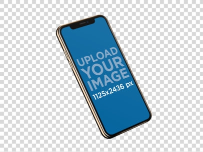 placeit angled iphone xs mockup