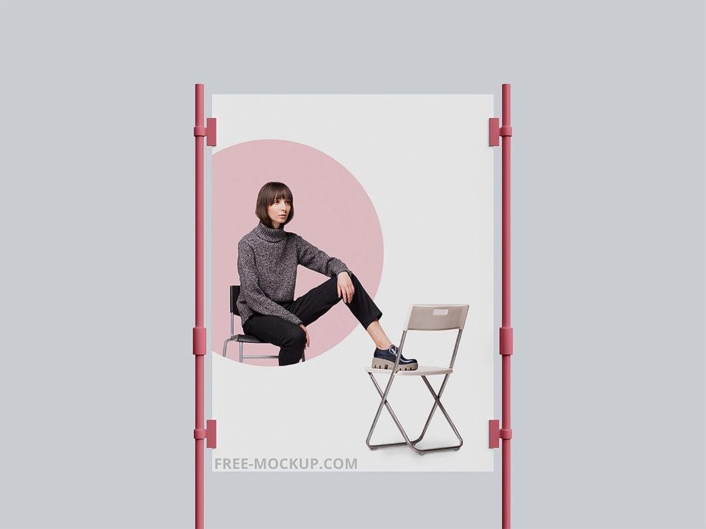 poster mockup free psd free mockup