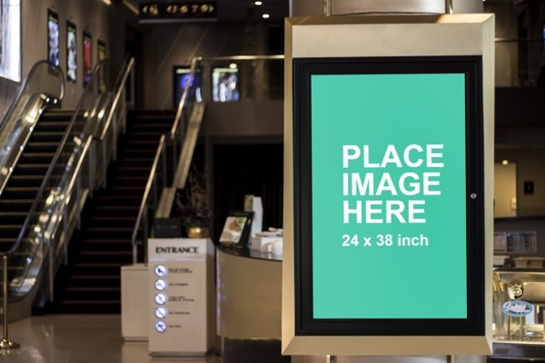 poster mockup templates and photos