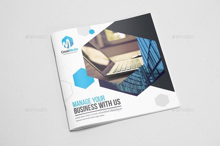 square brochure mockup krzysztofbobrowicz graphicriver