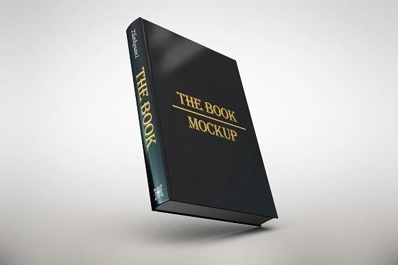 the book mockup mockup store