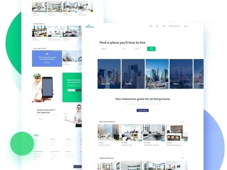 website template web file free download floral templates perspective