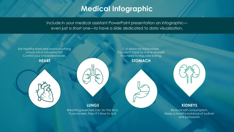 006 awesome free medical powerpoint template inspiration
