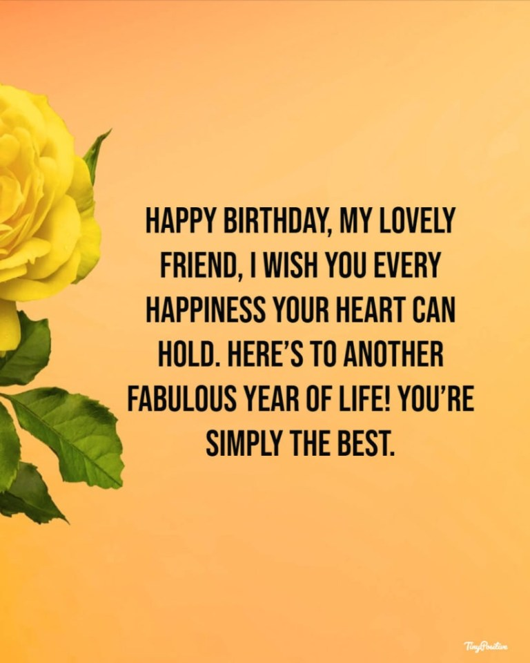 best happy birthday quotes and wishes tiny positive