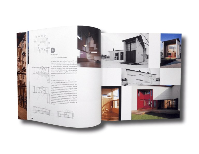 finnish architecture brochure