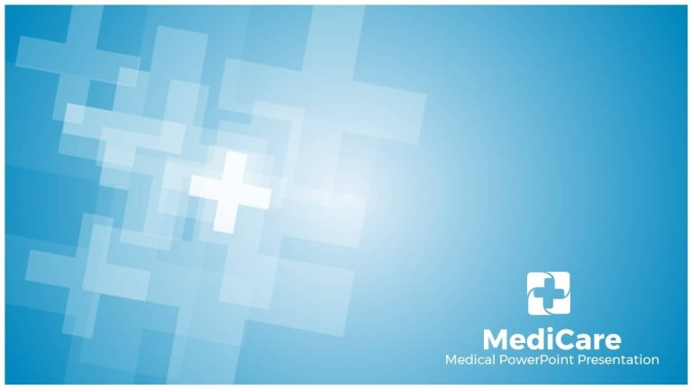 medical powerpoint templates medicare slidebazaar