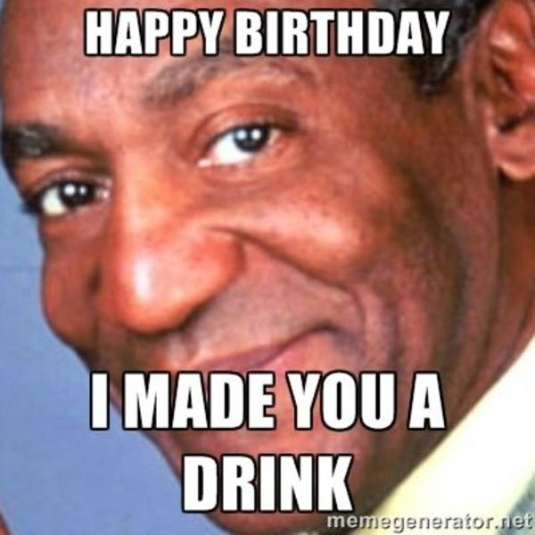 savage bill cos birthday meme