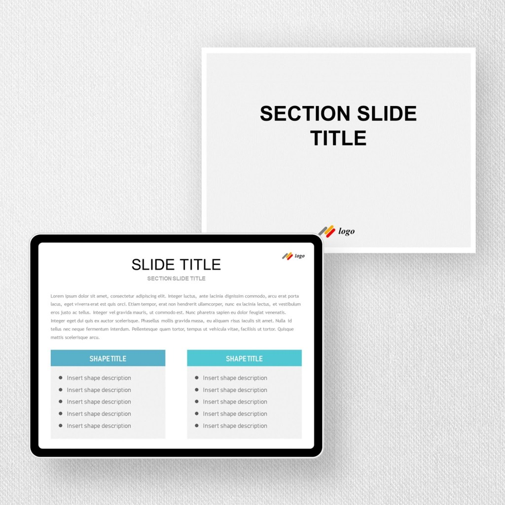 simple basic powerpoint templates powerpoint free