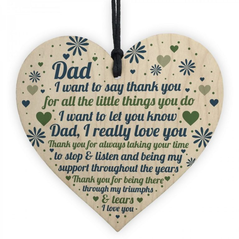 dad card daddy daughter gift birthday gift for dad gift from son