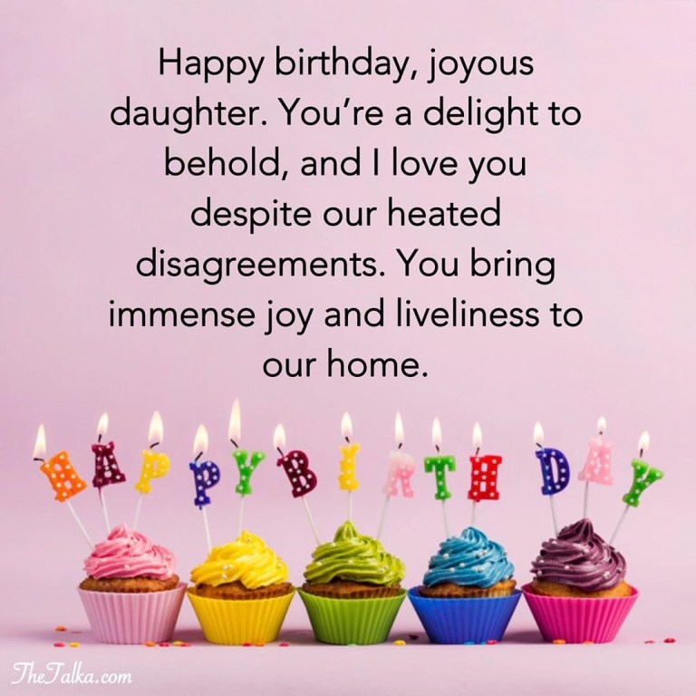 birthday wishes for daughter heartwarming prayers funny