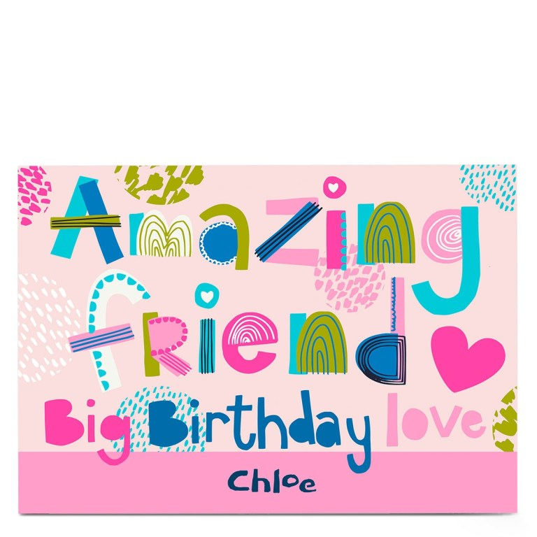 celebrations occasions female 5 x cards to choose from to